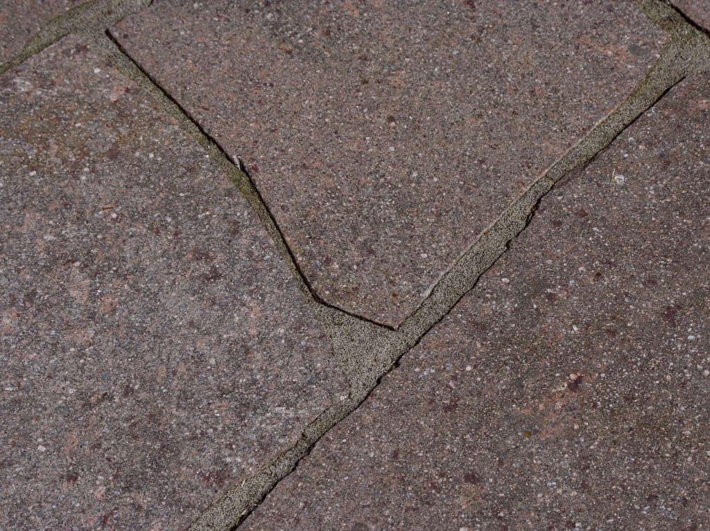 Natursteinplatten - Bruchsteinplatte aus Porphyr