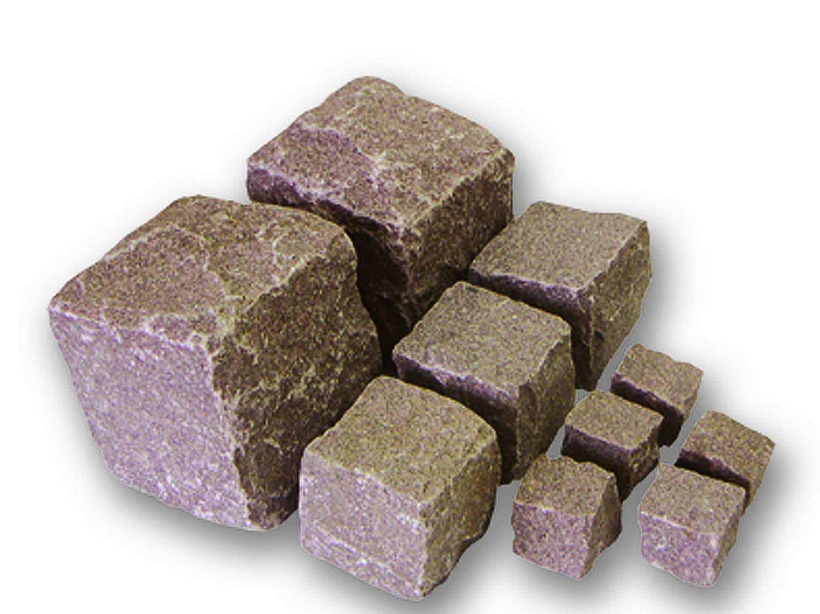 Pflasterstein Granit Manga