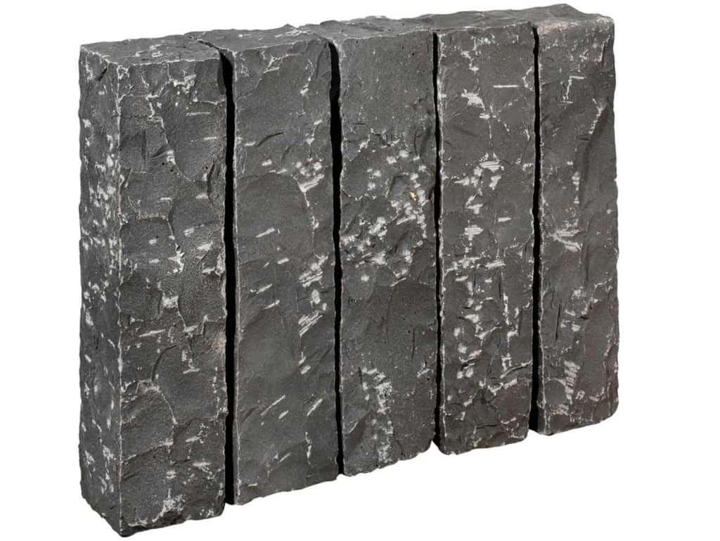 Palisade Basalt schwarz aus Vietnam.