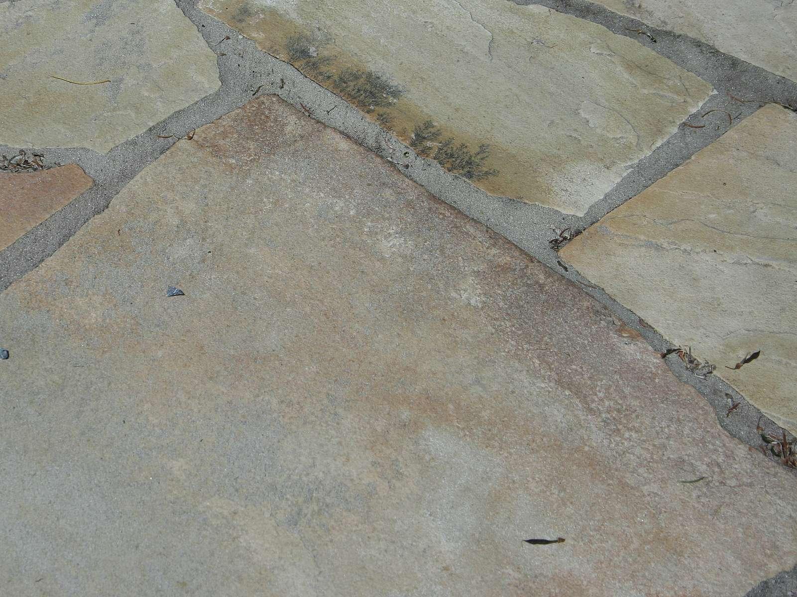 Polygonalplatte Lemon Sandstein