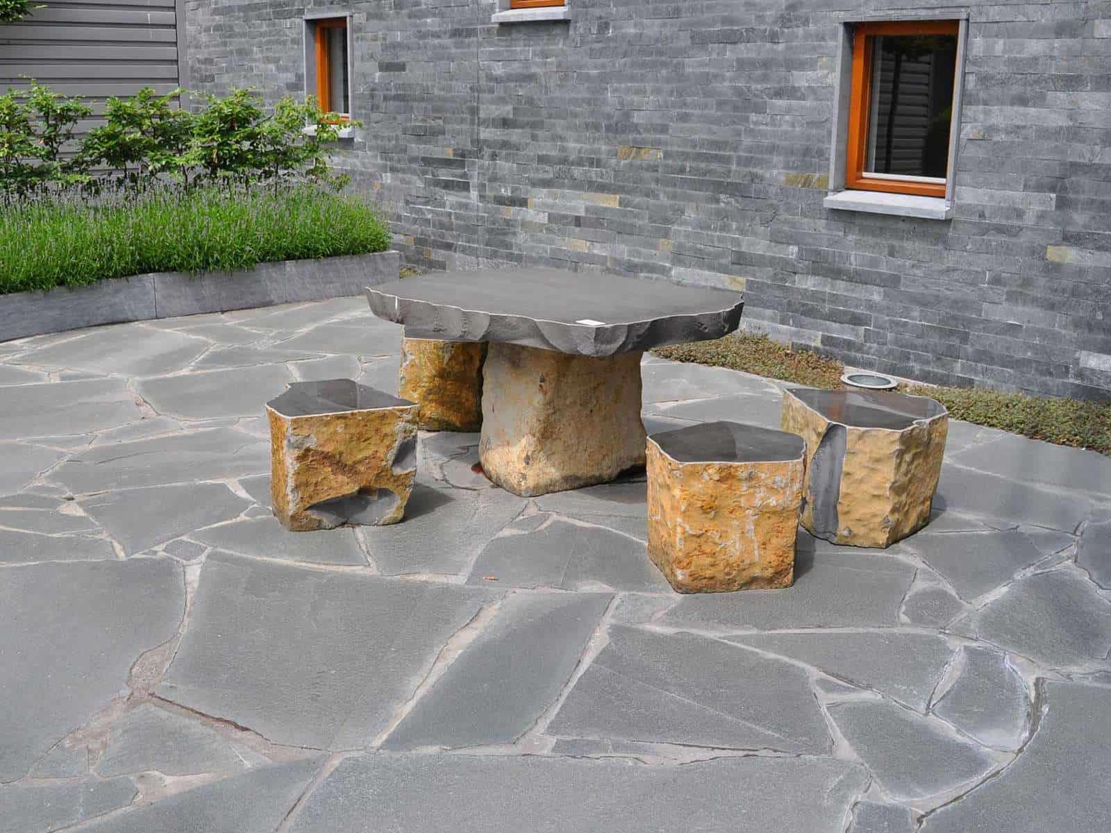 Bruchsteinplatten Alta Quarzit