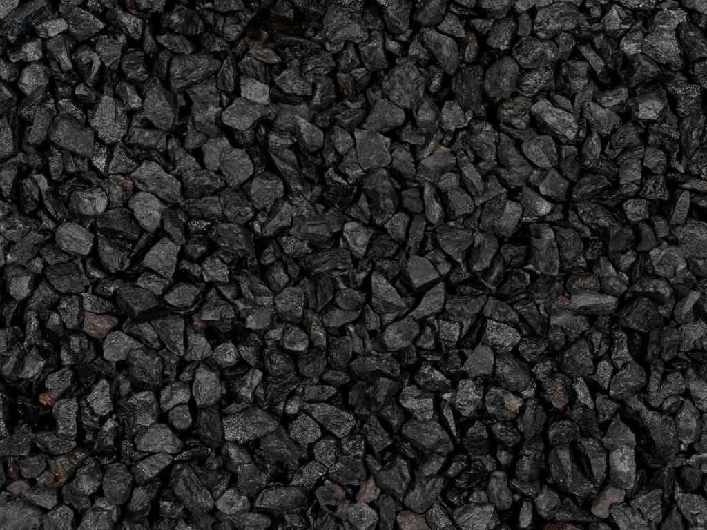Basaltsplitt der dunkle Klassiker