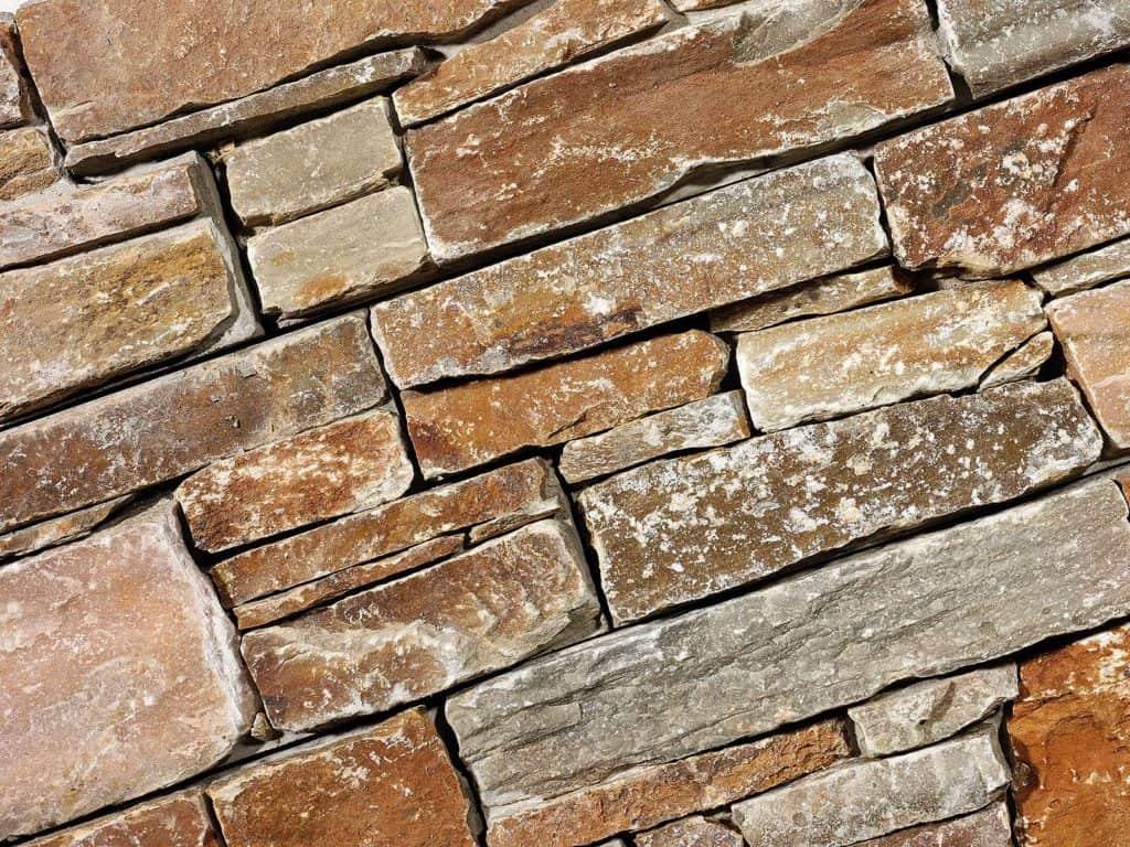 Naturstein Verblender Rustic Terra