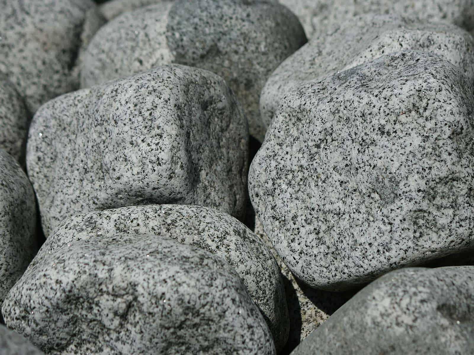Zierstein Gletscher Granit