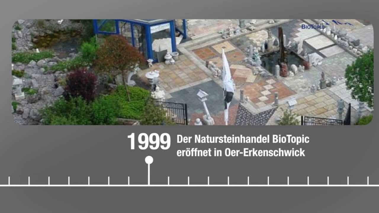 BioTopic GmbH Natursteine Firmenvideo