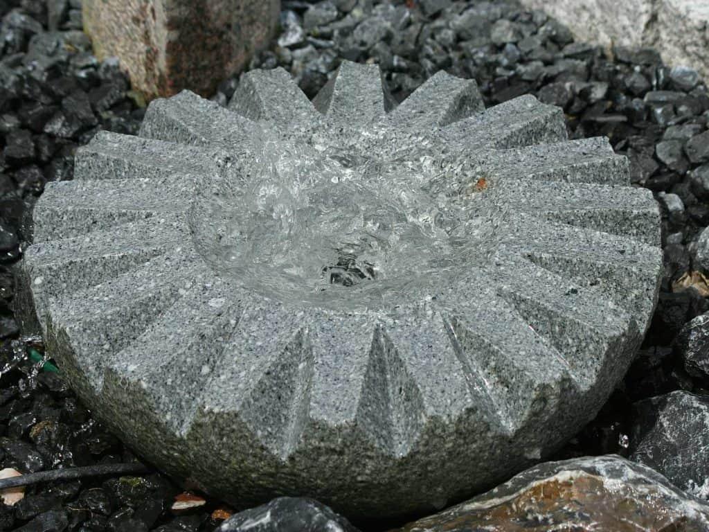 Gartenbrunnen Sonnenquelle