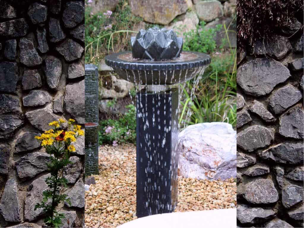 Gartenbrunnen Blossom