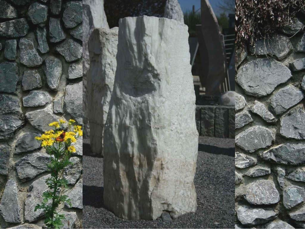 Monolith Onyx Column Quellstein