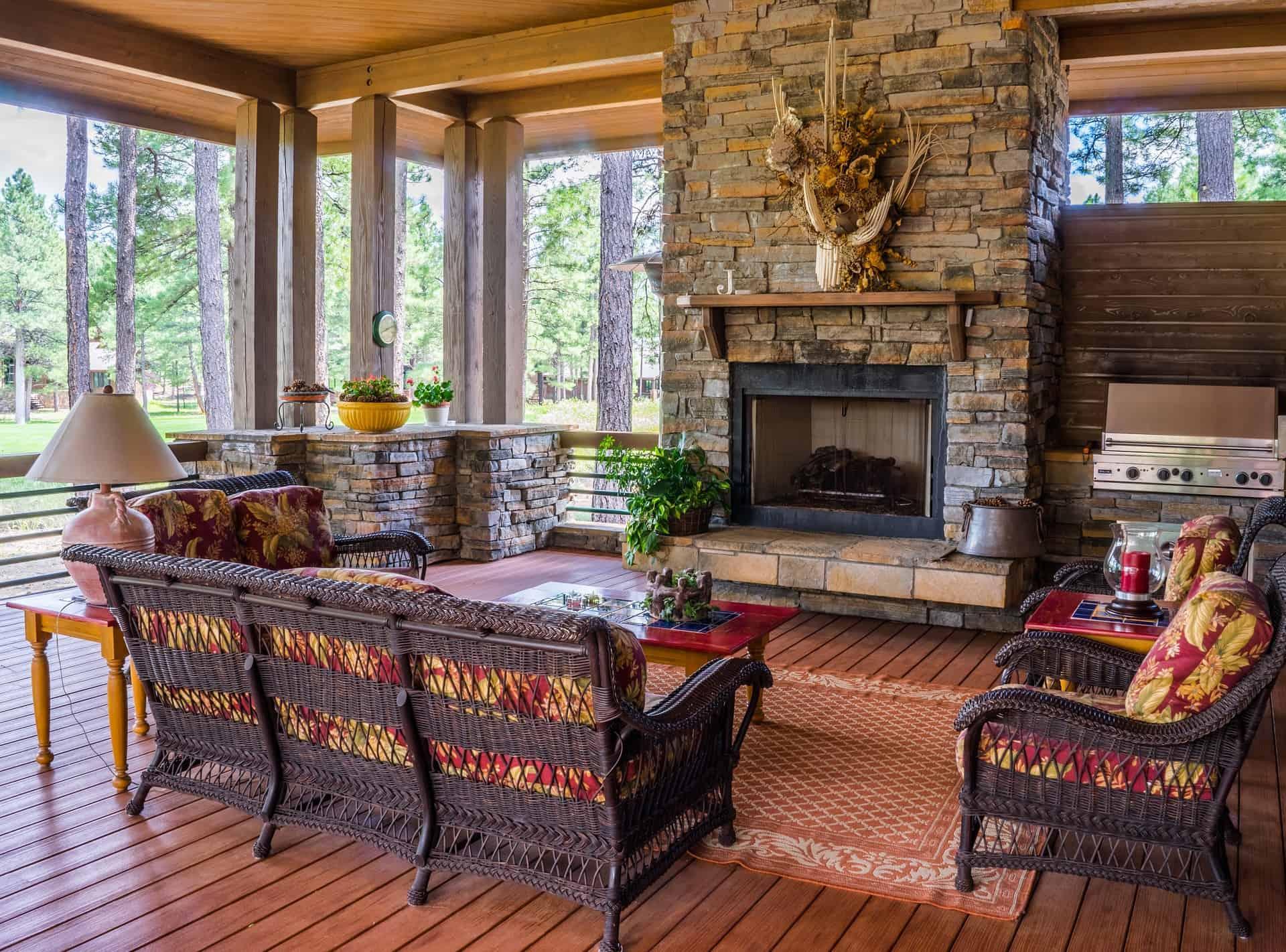 Terrassenplatten und Pflastersteine für Ihren Wintergarten mit Natursteinen