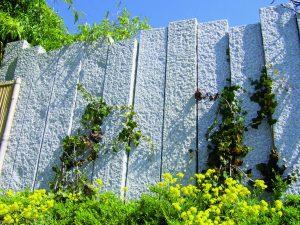 BioTopic Palisaden Stelen Randsteine
